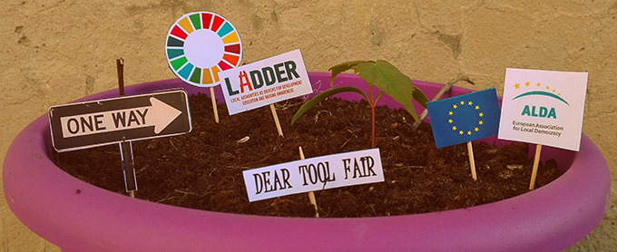 The LADDER Tool Fair: exchange of practices and tools about global citizenship & SDGs – Join us!