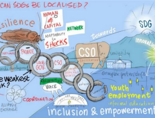 Localising SDGs: LADDER workshop at the EDDs