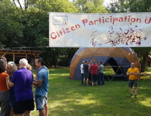 Citizen Participation University 2016