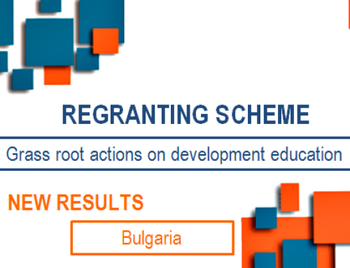 Regranting Scheme: Results for Bulgaria!
