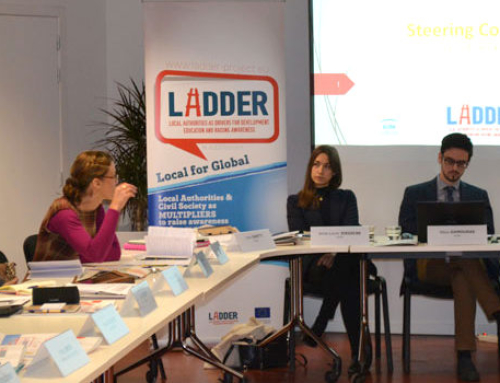 LADDER community meets in Brussels to plan a flamboyant 2017
