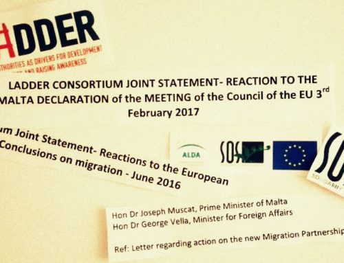 Is migration a risk? An opportunity? See reactions of the Migration Thematic Path