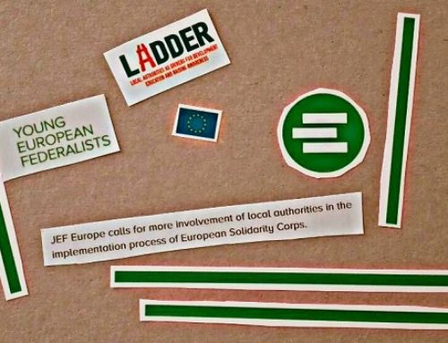 The new European Solidarity Corps and the reactions of LADDER Youth Path