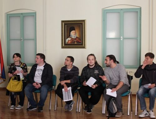 Special Initiative of LADDER in Belgrade: Youth Participation in Focus