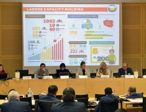 Making sustainable development the only possible development – LADDER final conference