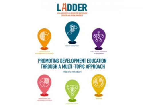 """Promoting Development Education through a multi-topic approach"": LADDER Thematic Handbook"