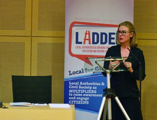 CoE's Centre of Expertise for Local Government Reform opens final event of LADDER