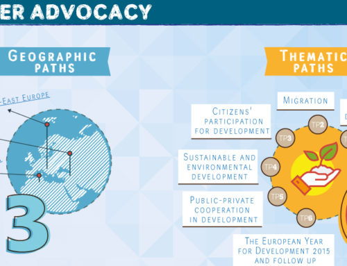 The LADDER Paths and their advocacy for DEAR and localisation of the SDGs