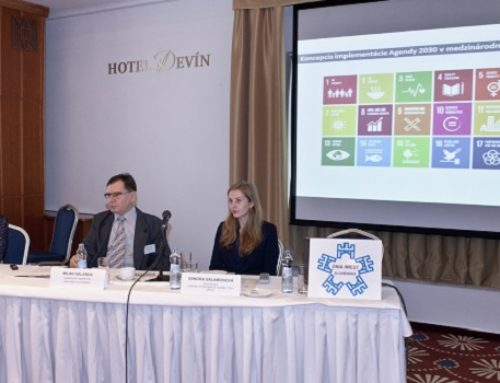 SDG workshops in Slovakia and Croatia